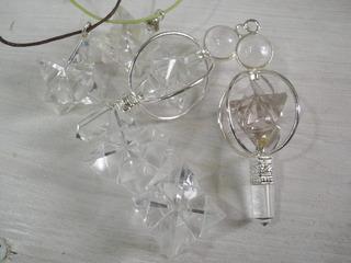 ヒマラヤ産マカバ水晶 クリスタル&ヒーリングツールショップ タクレット 長野県飯田市